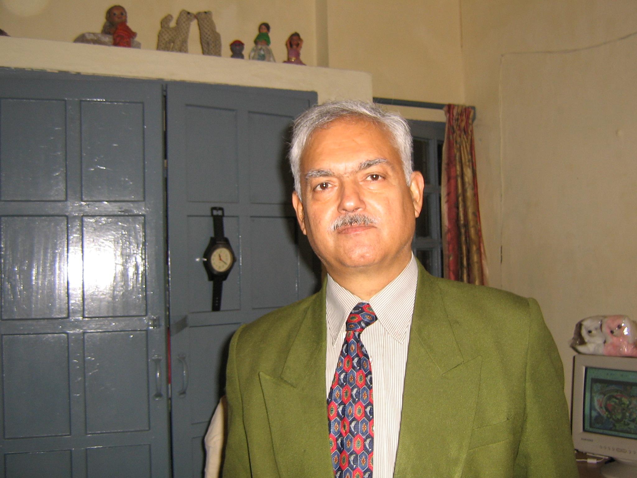 Priyavrat Thareja
